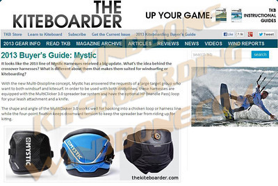 2013 Mystic Code 01 Harness Review