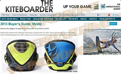 2014 Mystic Majestic Harness Review