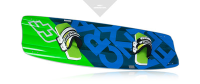 2015 Crazyfly Bulldozer Kiteboard