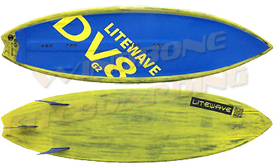 2015 Litewave DV8 Kite Surfboard
