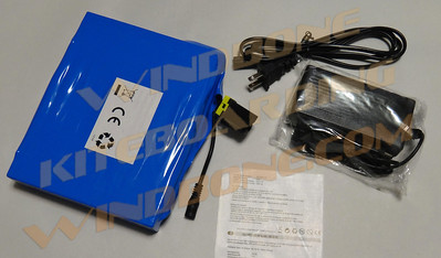 BTPKPB12V Lead Acid Gel Battery Pack Kit