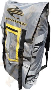 2016 Boardworks Raven Wrap Back Pack Carry Bag