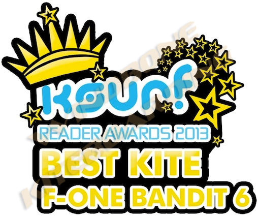 2016 F-One Bandit-9 Awards